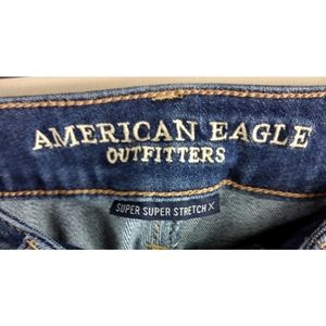 American Eagle Outfitters Jeans - AEO American Eagle Super Super Stretch Jegging 6S